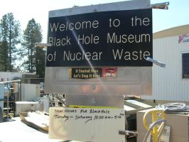 Museum of Nuclear Waste by asilentbob