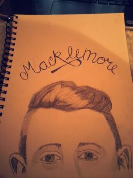 Macklemore by CattDontCare