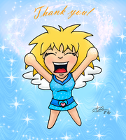 Thank you! by Nartance