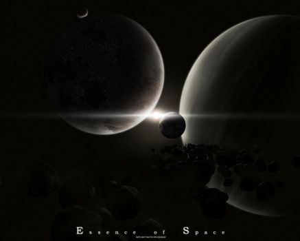 Essence of Space wallpaperpack by DKF