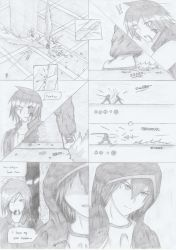 Manga for friend page 9 by XealXephnosse