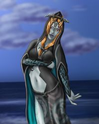 Midna, Full Version by Generic-Dreamers