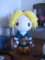 Link Sackboy by Goldenjellybean
