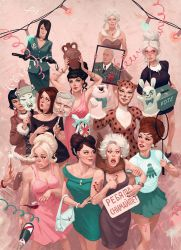 Party of results by Waldemar-Kazak