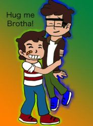 Stanuary week 3- Brothers by Phillyphil89