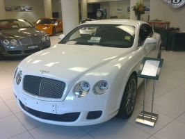 Showroom Bentley Continental GT Speed by TricoloreOne77