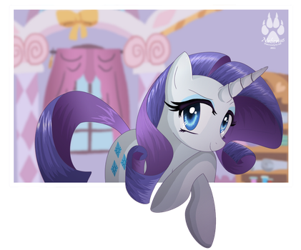 Animu Rarity by NabbieKitty