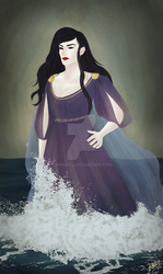 Thetis by FinaBell