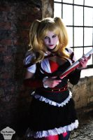 Harley Quinn (Arkham Knight) 9 by ThePuddins
