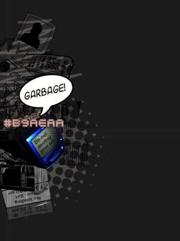 It's not ALL garbage. by Deathonthestairs