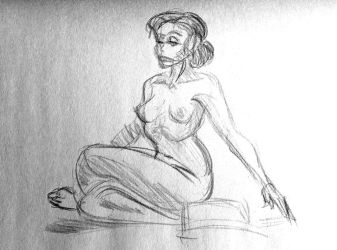Life Drawing 101 by Chauvels