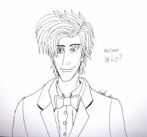 Doctor Who 11th Doctor by JediBandicoot