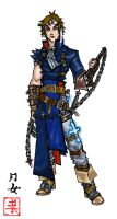 Richter Belmont Custom by django-red