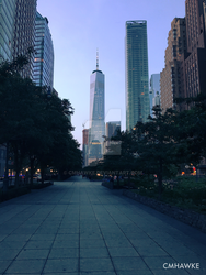 Freedom Tower by cmhawke