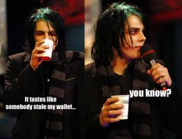 Classic Gee moment by InvaderKayla