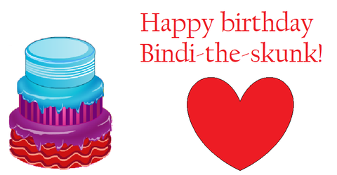 Bindi bday by The-Angelic-one