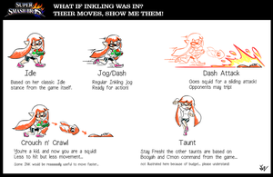 TBT: Inkling SPLATS her moves PART 1 by NkoGnZ