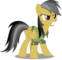 Vector #262 - Daring Do #6 by DashieSparkle