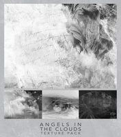 Texture Pack 28 - Angels In The Clouds by jakepatt