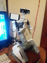 New and improved Johnny 5 by jok3r0314