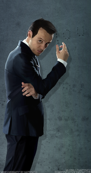 James Moriarty by 31Happyness13