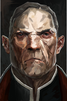 Admiral Havelock (Dishonored) by votkar