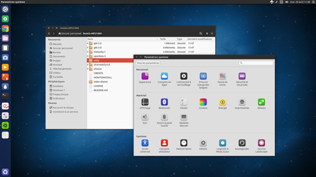 Numix GTK Theme: Modded without 'Unity boxes' by ChrisFR06