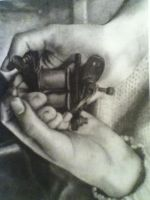 Tattoo Machine by BloodyXxBanshee