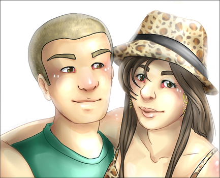 couple by PullItApart