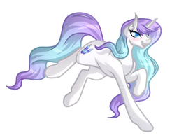 .:Art Trade:. Icy Crystal by Amazing-ArtSong