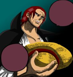 Shanks Strawhat by ID9OP