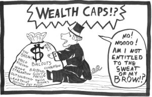 Wealth Caps by KingNot