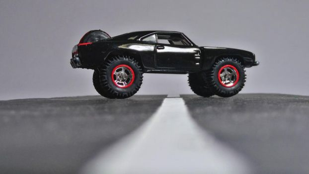 Dodge Charger Offroad by MannuelAlegria