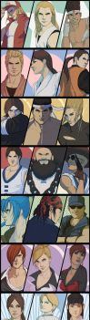 The King of Fighters by stretch1