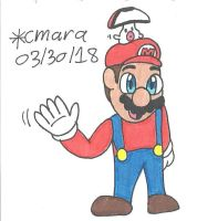 Mario and Foongus