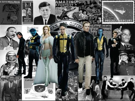 X-Men: First Class - 1962 by SWFan1977