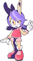 Emi [Sonic Riders] by Emi-The-Bunny