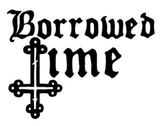 Borrowed Time Logo by Saevus