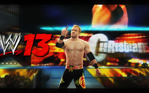 WWE 13 Christian by SoullessKassidy