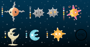 [PKMNation] [CLUTCH] Suns, Moons, and Stars 1 by tarje
