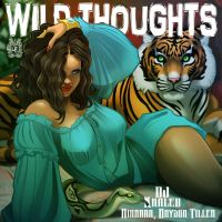 RiRiWildThoughtscolored by Cahnartist