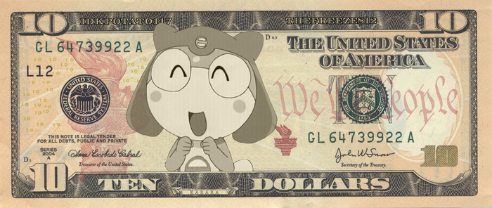 Karara $10 Bill by TheFreeze812