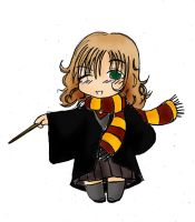 Hermoine by QuestionofBalance