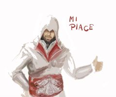 ezio approves by RemeteoraTheory