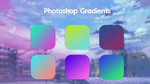 Photoshop Gradients by XvideokidX