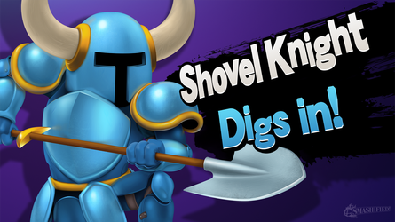 Shovel Knight Digs In! by hextupleyoodot