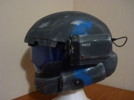 Halo Odst Helmet 1 by Beowyr