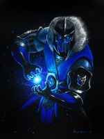 SUB ZERO MK Deception by PitBOTTOM
