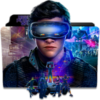 Ready Player One Folder Icon by dahlia069