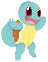 007- Squirtle by MacabreHouse